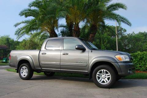 2005 Toyota Tundra for sale at Jeep and Truck USA in Tampa FL