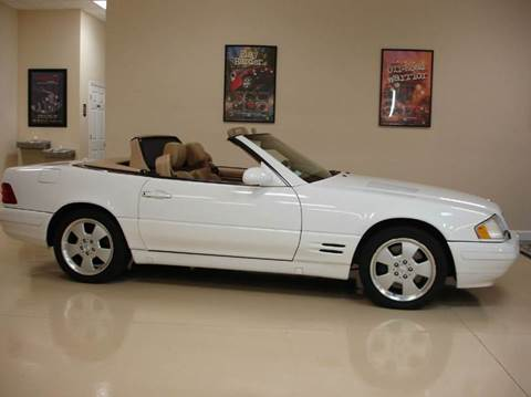 2000 Mercedes-Benz SL-Class for sale at Jeep and Truck USA in Tampa FL