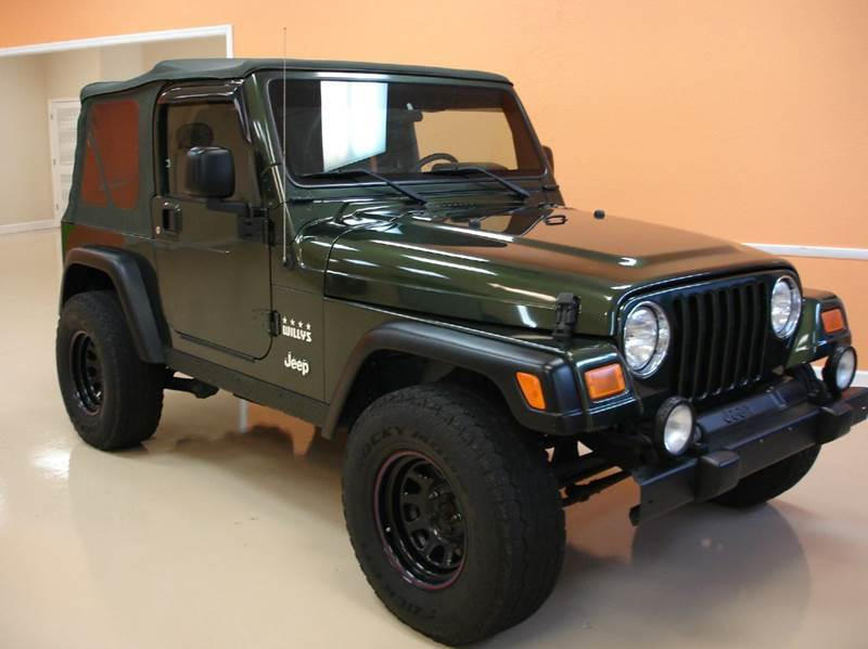 2004 jeep wrangler x in tampa fl jeep and truck usa. Black Bedroom Furniture Sets. Home Design Ideas