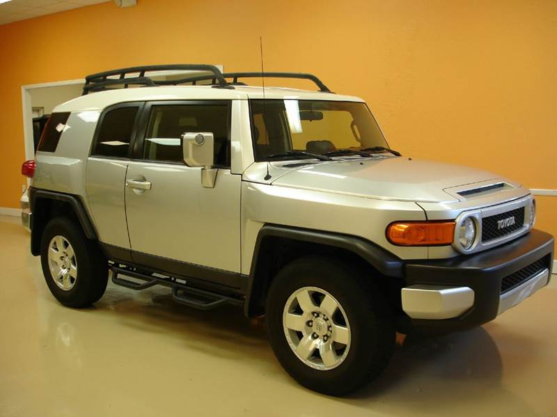 2007 Toyota FJ Cruiser For Sale At Jeep And Truck USA In Tampa FL