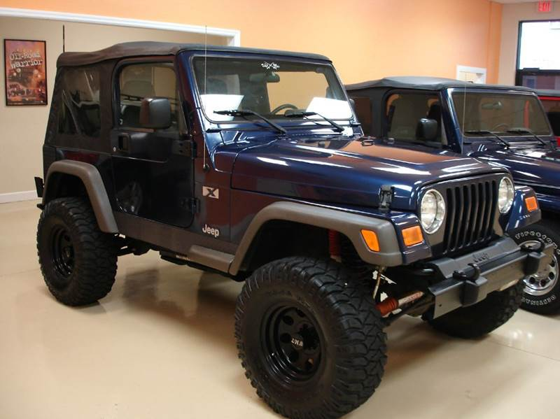 2005 jeep wrangler x in tampa fl jeep and truck usa. Black Bedroom Furniture Sets. Home Design Ideas