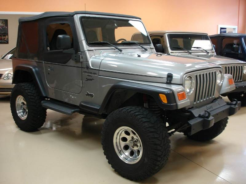 2000 jeep wrangler sport in tampa fl jeep and truck usa. Black Bedroom Furniture Sets. Home Design Ideas