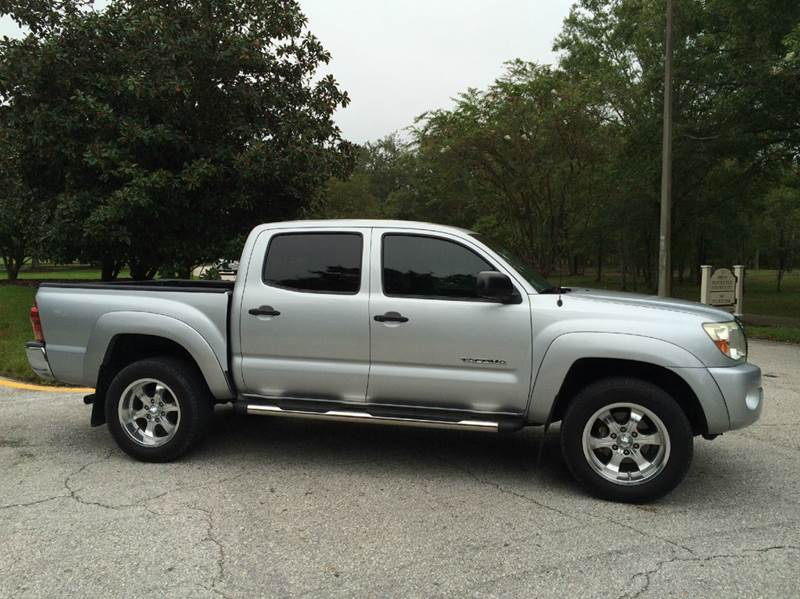 2007 Toyota Tacoma Prerunner V6 >> 2007 Toyota Tacoma Prerunner V6 In Tampa Fl Jeep And Truck Usa