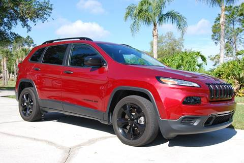 2017 Jeep Cherokee for sale at Jeep and Truck USA in Tampa FL