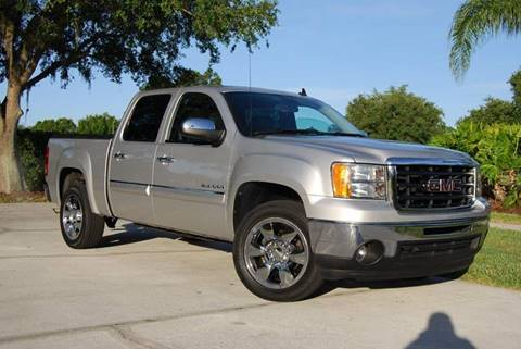 2011 GMC Sierra 1500 for sale at Jeep and Truck USA in Tampa FL