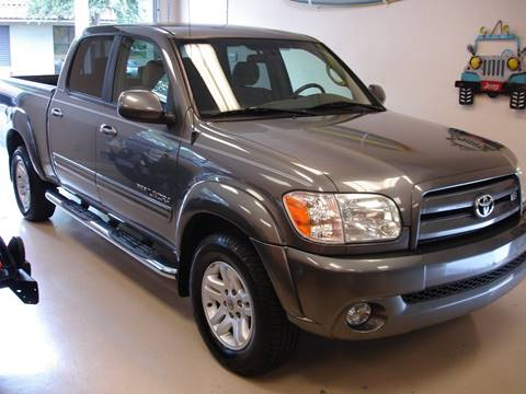 2006 Toyota Tundra for sale at Jeep and Truck USA in Tampa FL