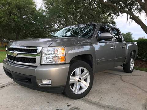 2007 Chevrolet Silverado 1500 for sale at Jeep and Truck USA in Tampa FL