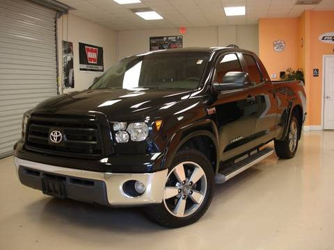 2008 Toyota Tundra for sale at Jeep and Truck USA in Tampa FL