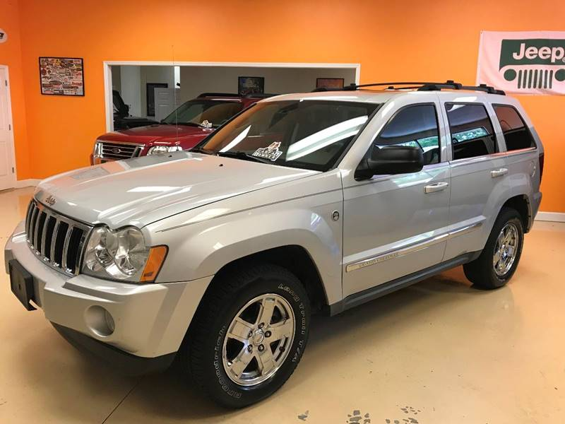 2007 Jeep Grand Cherokee For Sale At Jeep And Truck USA In Tampa FL