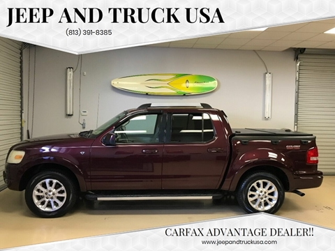 2007 Ford Explorer Sport Trac for sale in Tampa, FL