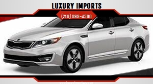 2011 Kia Optima for sale at LUXURY IMPORTS in Parma OH