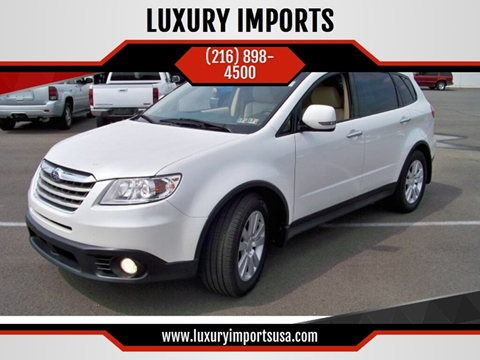 2009 Subaru Tribeca for sale at LUXURY IMPORTS in Parma OH