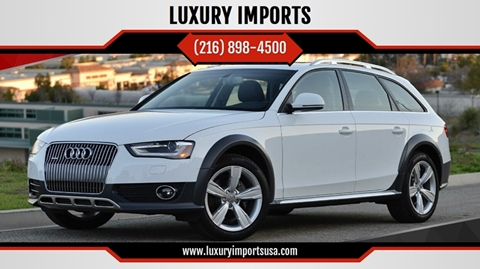 2013 Audi Allroad for sale at LUXURY IMPORTS in Parma OH