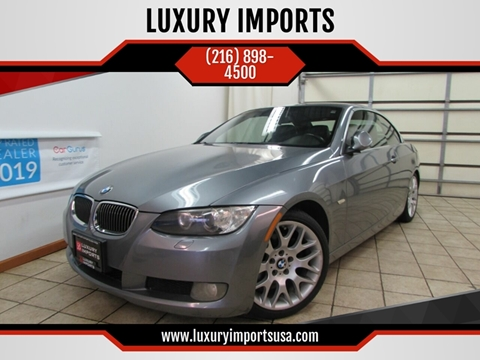 2008 BMW 3 Series for sale at LUXURY IMPORTS in Parma OH