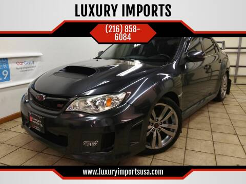 2013 Subaru Impreza for sale at LUXURY IMPORTS in Parma OH