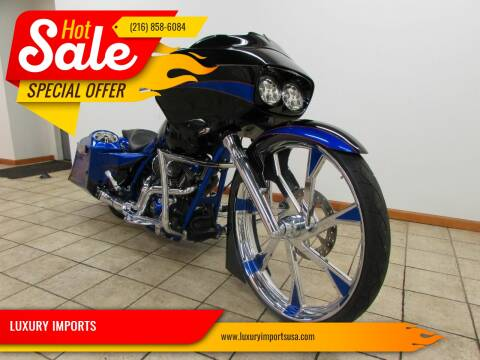 2013 Harley-Davidson Road Glide for sale at LUXURY IMPORTS in Parma OH