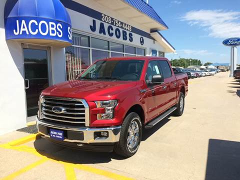 2017 Ford F-150 for sale at Jacobs Ford - Vehicles in Saint Paul NE