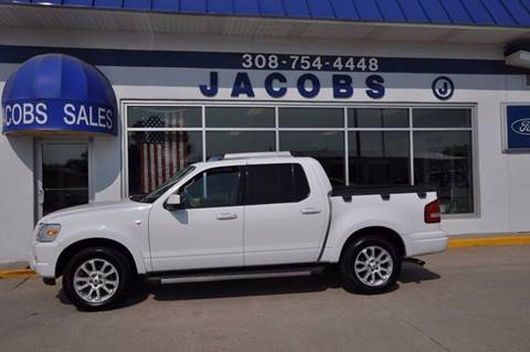2007 Ford Explorer Sport Trac for sale at Jacobs Ford - Vehicles in Saint Paul NE