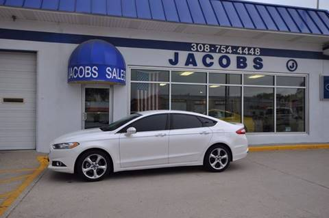 2013 Ford Fusion for sale at Jacobs Ford - Vehicles in Saint Paul NE