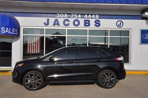 2015 Ford Edge for sale at Jacobs Ford - Vehicles in Saint Paul NE