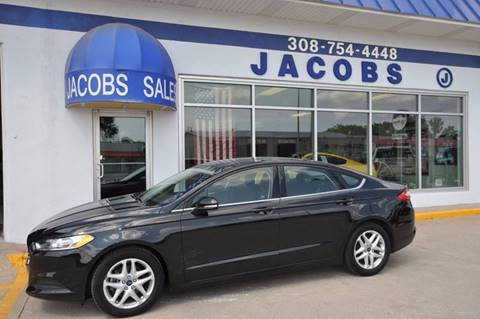 2015 Ford Fusion for sale at Jacobs Ford - Vehicles in Saint Paul NE
