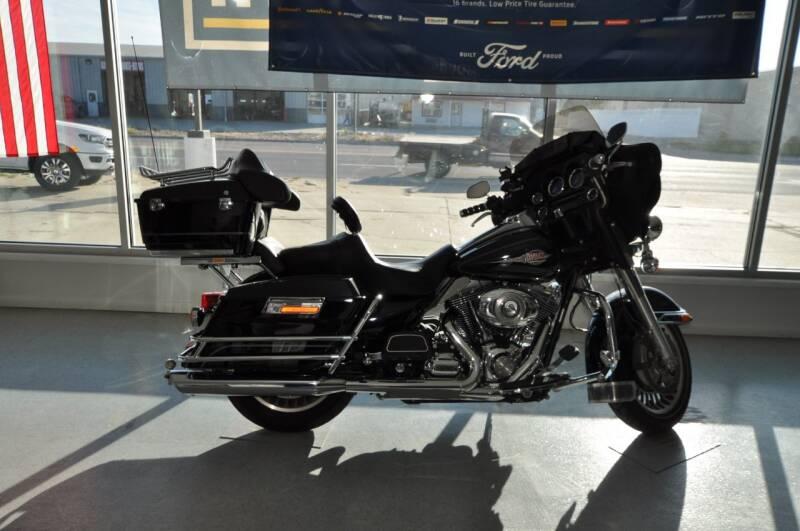 2009 Harley Davidson FLHT Classic