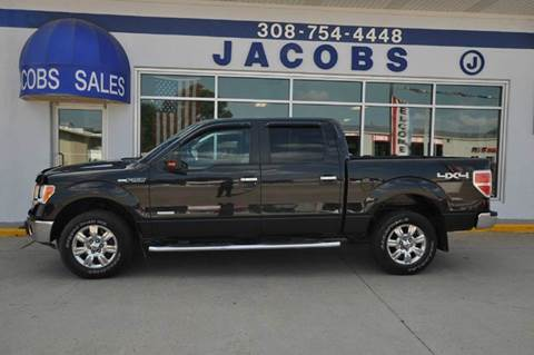 2011 Ford F-150 for sale at Jacobs Ford - Vehicles in Saint Paul NE