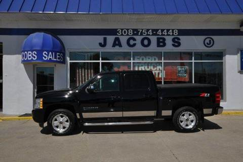 2011 Chevrolet Silverado 1500 for sale at Jacobs Ford - Vehicles in Saint Paul NE