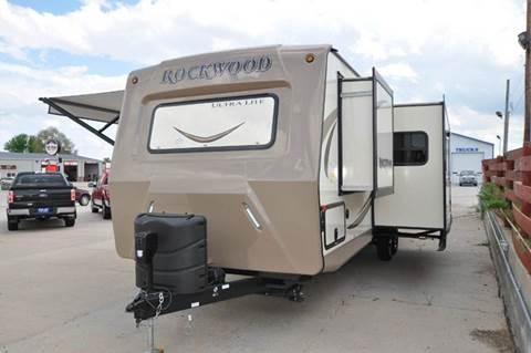 2017 Forest River Rockwood