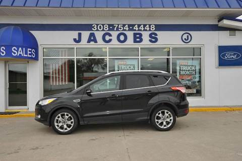 2015 Ford Escape for sale at Jacobs Ford - Vehicles in Saint Paul NE
