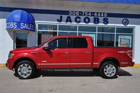 2012 Ford F-150 for sale at Jacobs Ford - Vehicles in Saint Paul NE