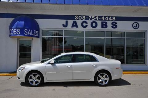 2011 Chevrolet Malibu for sale at Jacobs Ford - Vehicles in Saint Paul NE