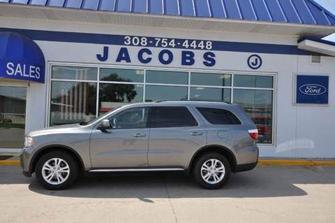 2011 Dodge Durango for sale at Jacobs Ford - Vehicles in Saint Paul NE