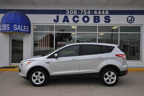 2014 Ford Escape for sale at Jacobs Ford - Vehicles in Saint Paul NE