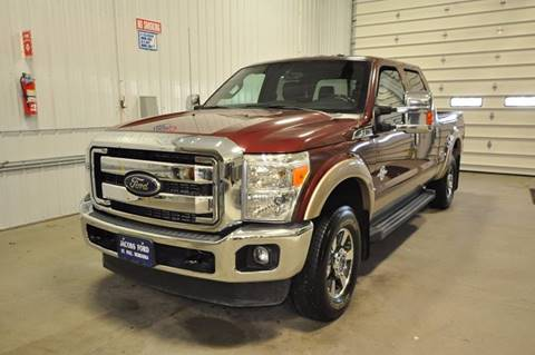 2013 Ford F-250 Super Duty for sale at Jacobs Ford - Vehicles in Saint Paul NE