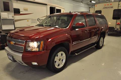 2011 Chevrolet Suburban for sale at Jacobs Ford - Vehicles in Saint Paul NE