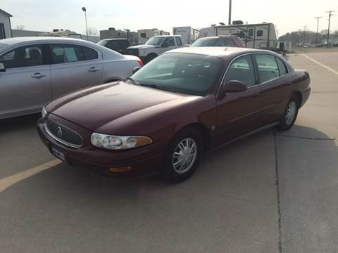 2002 Buick LeSabre for sale at Jacobs Ford - Vehicles in Saint Paul NE