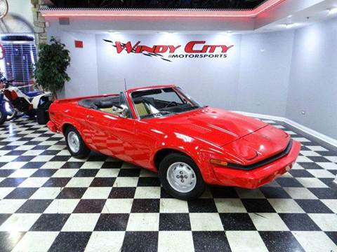 1979 Triumph TR7 for sale in Lombard, IL