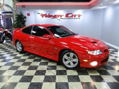 2006 Pontiac GTO for sale in Lombard, IL