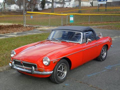 1973 MG B for sale in Clifton, NJ