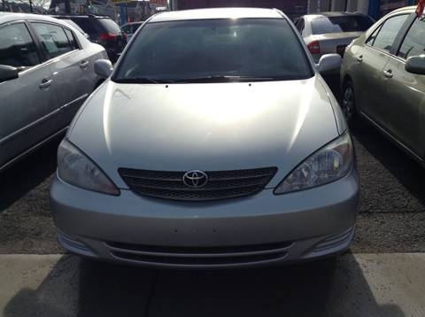 2002 Toyota Camry for sale in Clifton, NJ