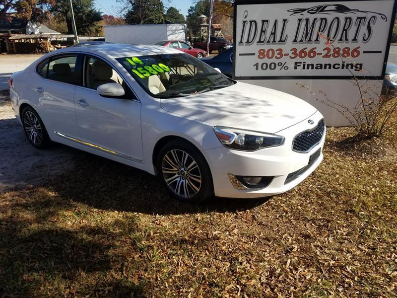 Ideal Imports Bad Credit Car Loans Rock Hill Sc Dealer