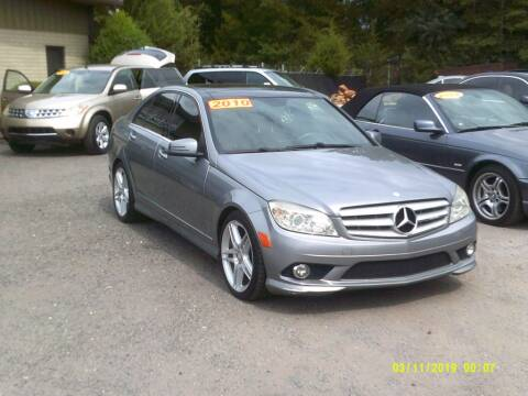 2010 Mercedes-Benz C-Class for sale in Rock Hill, SC