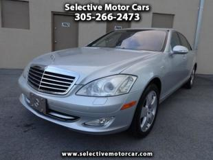 2007 Mercedes-Benz S-Class for sale in Miami, FL