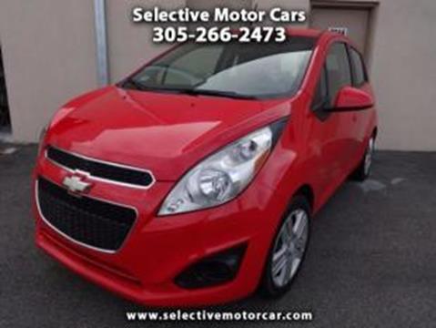2013 Chevrolet Spark for sale in Miami, FL