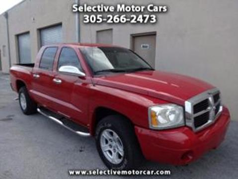 Dodge dakota for sale in miami fl for Selective motor cars miami