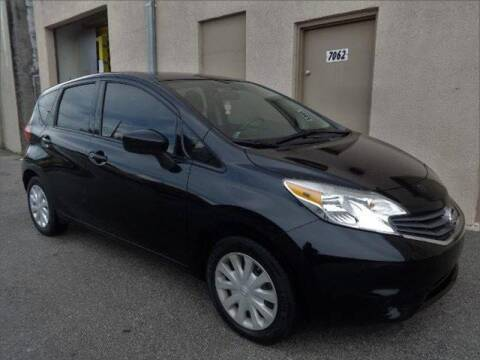 2015 Nissan Versa Note for sale at Selective Motor Cars in Miami FL