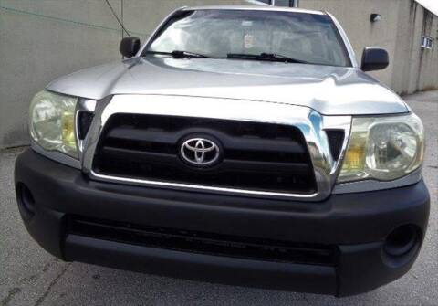 2007 Toyota Tacoma for sale at Selective Motor Cars in Miami FL