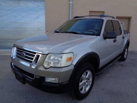 2007 Ford Explorer Sport Trac for sale at Selective Motor Cars in Miami FL