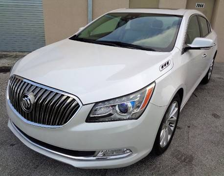 2015 Buick LaCrosse for sale in Miami, FL